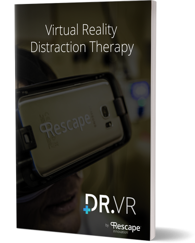 VR Distraction Therapy_brochure cover
