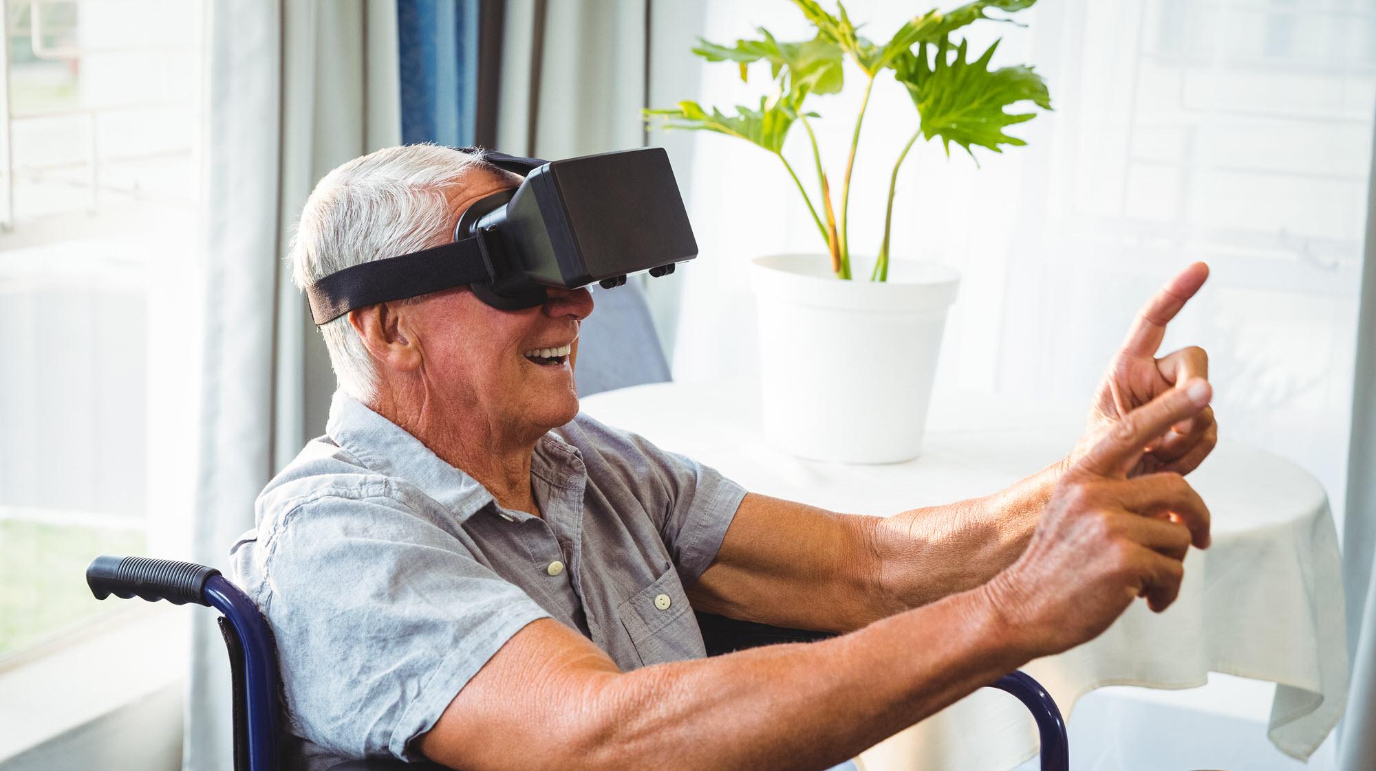 Transforming Palliative Healthcare Through Virtual Reality